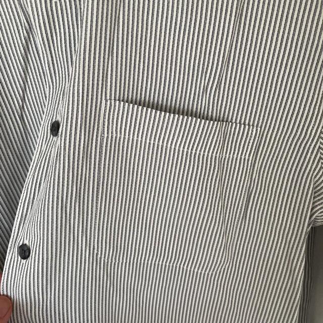Aramis(アラミス)のARAMIS アラミス  ストライプシャツ メンズのトップス(シャツ)の商品写真