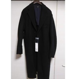 UNIQLO - ユニクロ +J カシミアブレンドオーバーサイズ チェスターコート XL ブラック
