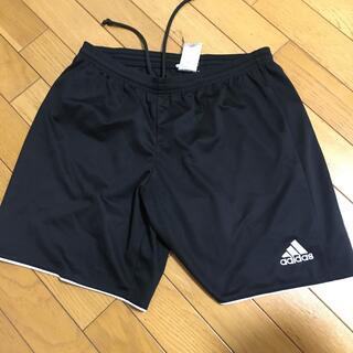 adidas - adidas  黒ショートパンツ