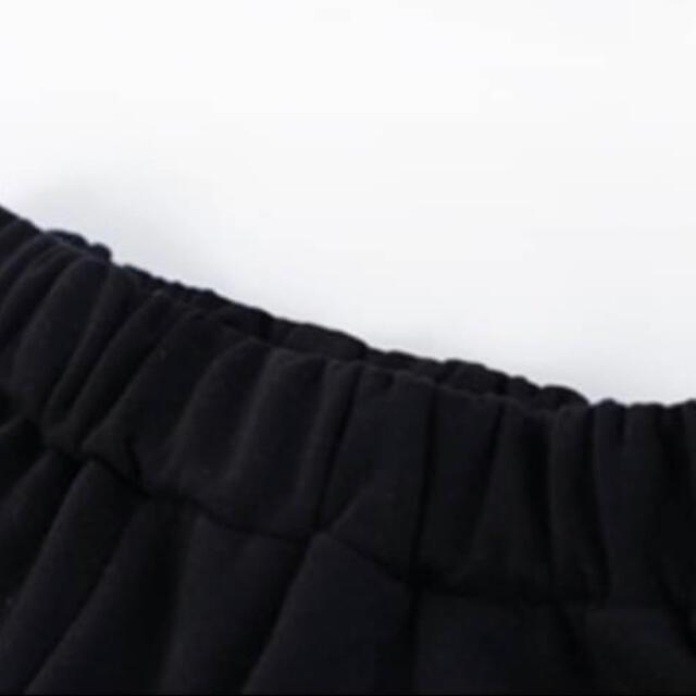 新品送料無料【ビッグロゴスウェット】上下SET/運動会/キッズ/140/ホワイト キッズ/ベビー/マタニティのキッズ服女の子用(90cm~)(その他)の商品写真