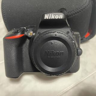 Nikon - 【最終値下げ!】Nikon D5600 一眼レフ
