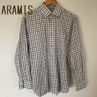 アラミス(Aramis)のARAMIS アラミス チェックシャツ(シャツ)
