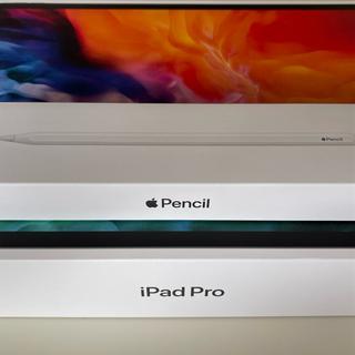 iPad - iPad pro 2020 12.9インチ(Apple pencil2)セット