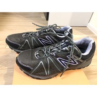 New Balance - 【新品未使用】ニューバランスTRAILRUNNING350 24cm