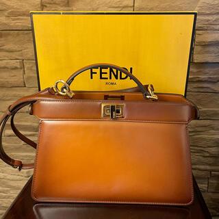 FENDI - FENDI✴︎ピーカブー アイシーユー イーストウエスト 2way ハンドバッグ