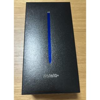 Galaxy Note 10 plus Aura Glow 楽天