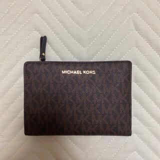 Michael Kors - マイケルコース MICHAEL KORS 二つ折り財布