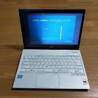フジツウ(富士通)のノートパソコン ジャンク品 富士通(ノートPC)