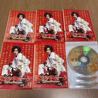 ドン★キホーテ DVD  全巻〈5枚組〉