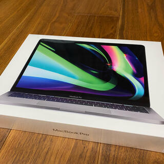 Mac (Apple) - MacBook Pro 13インチApple M1チップ搭載⭐︎新品未開封です