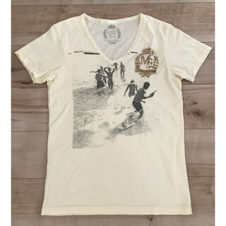 ZARA - 【美品】ZARA Tシャツ Sサイズ モナコビーチデザイン