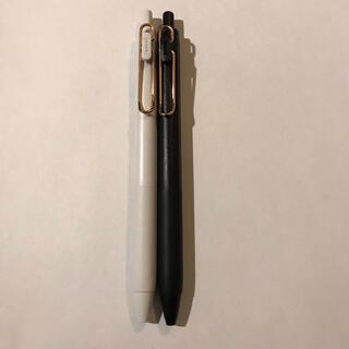 ミツビシエンピツ(三菱鉛筆)のユニボール ワン ローズゴールド 限定 0.5mm(ペン/マーカー)