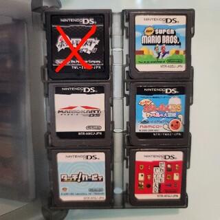 任天堂 - DS3、DSのゲーム各種。ケースなし。
