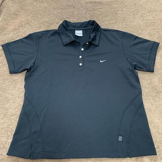 ナイキ(NIKE)の【お買得】 Lサイズ NIKE   テニスウェア レディース ゲームシャツ(ウェア)
