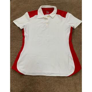 ウィルソン(wilson)の【お買得】 XLサイズ  Wilson  テニスウェア レディース ゲームシャツ(ウェア)
