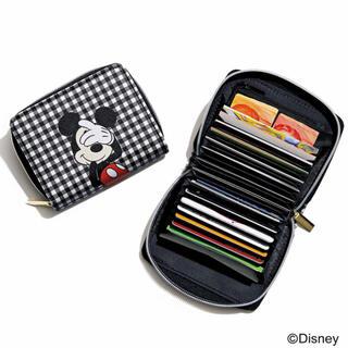 ミッキーマウス(ミッキーマウス)のsweet スウィート9月号 付録 シップス ミッキー じゃばら カードケース(その他)