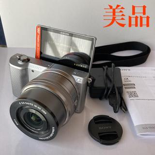SONY - SONY α5000 カメラ