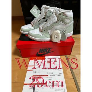 """NIKE - Nike Wmns Air Jordan 1 """"Seafoam"""" w29cm"""