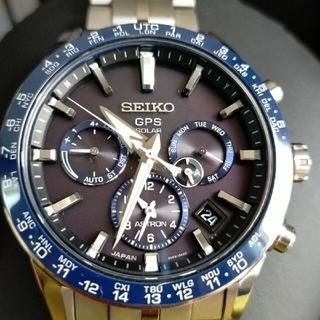 SEIKO - 【美品】セイコーアストロン GPS SBXC001