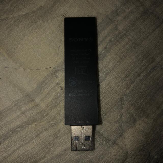 PlayStation4(プレイステーション4)のDUALSHOCK 4 USBワイヤレスアダプター エンタメ/ホビーのゲームソフト/ゲーム機本体(家庭用ゲーム機本体)の商品写真