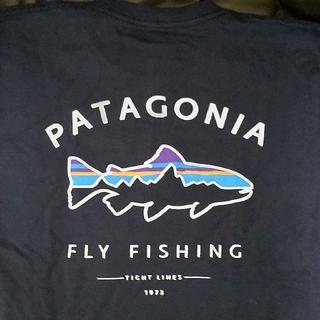 patagonia - 【長袖 S】patagonia パタゴニア Tシャツ ロンT