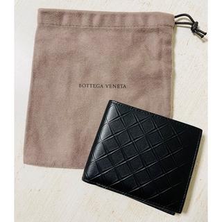 Bottega Veneta - ★超破格セール★ 希少デザイン ボッテガヴェネタ 財布 二つ折り