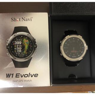 中古美品 ShotNavi W1 Evolve