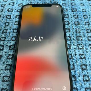 Apple - iPhone12 128GB SIMフリー ブルー AppleCare入れます