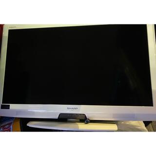 アクオス(AQUOS)の液晶テレビ SHARP AQUOS 32型(テレビ)