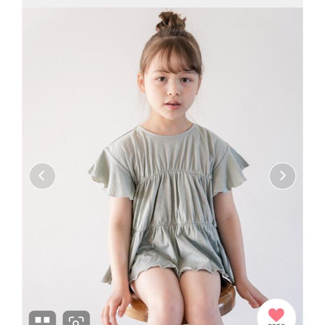 GLOBAL WORK(グローバルワーク)のお値下げ グローバルワーク 2枚140 キッズ/ベビー/マタニティのキッズ服女の子用(90cm~)(Tシャツ/カットソー)の商品写真