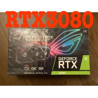 ASUS - 【ASUS】ROG-STRIX-RTX3080-O10G-V2