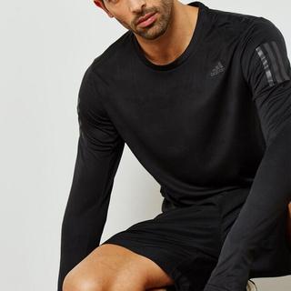 adidas - アディダス adidas 長袖Tシャツ ブラック