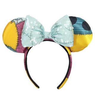 Disney - 【新品】ディズニー ハロウィーン サリー カチューシャ ☆ハロウィン☆