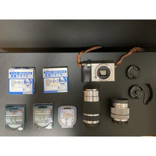 SONY - α6000 赤外線カメラ フルスペクトル改造