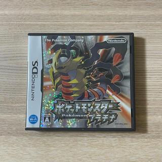 任天堂 - ポケットモンスター プラチナ DS