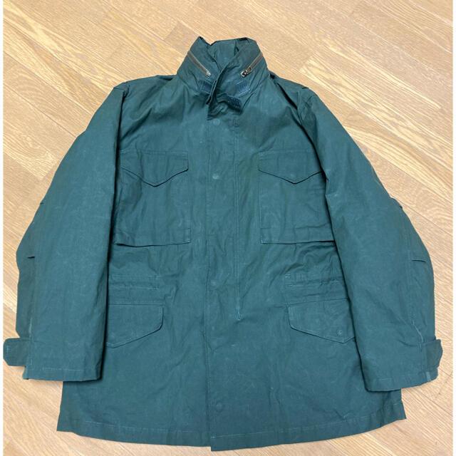 COMOLI(コモリ)のA.PRESSE M-65 Field Jacket lechoppe メンズのジャケット/アウター(ミリタリージャケット)の商品写真