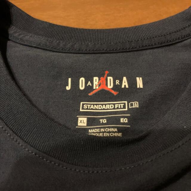 NIKE(ナイキ)のXL NIKE パリサンジェルマン ジョーダンブランド Tシャツ メンズのトップス(Tシャツ/カットソー(半袖/袖なし))の商品写真