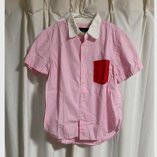 COMME des GARCONS - トリココムデギャルソン 半袖シャツ