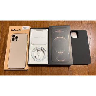 iPhone - iPhone12pro 128GB ゴールド SIMフリー