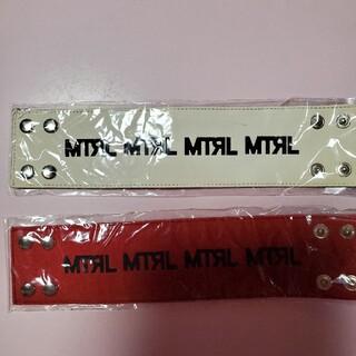 マテリアルガール(MaterialGirl)のマテリアルガール 牛革 ブレスレット(ブレスレット/バングル)