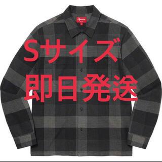 Supreme - Supreme plaid flannel shirt サイズS