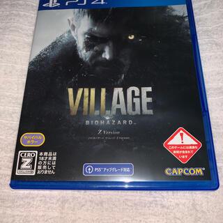 CAPCOM - バイオハザード ヴィレッジ Z Version PS4