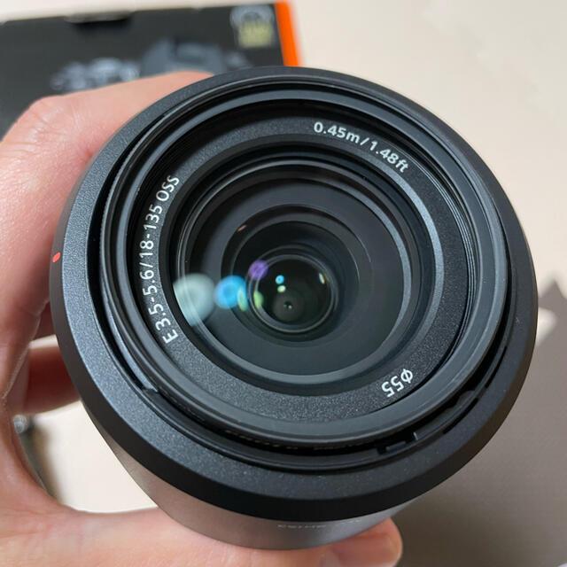 SONY(ソニー)の保証付き a6400 高倍率ズームレンズセット 美品 フルセット スマホ/家電/カメラのカメラ(ミラーレス一眼)の商品写真