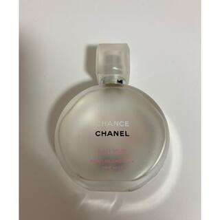 シャネル(CHANEL)の空瓶 シャネル チャンス ヘア ミスト 35ml(ヘアウォーター/ヘアミスト)