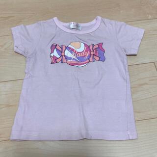 レディー(Rady)のちびRady♡マーブルキャンディTシャツ♡100(Tシャツ/カットソー)