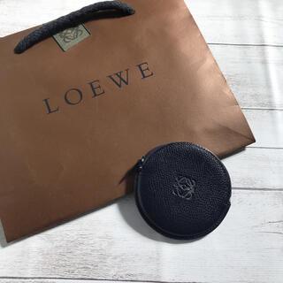 LOEWE - 【新品】LOEWE ロエベ アナグラム コインケース 小銭入れ ブラック
