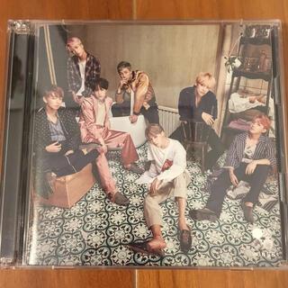 防弾少年団(BTS) - BTS WINGS 日本仕様盤 アルバム DVD付き