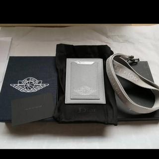 ディオール(Dior)のair dior カードケース(名刺入れ/定期入れ)