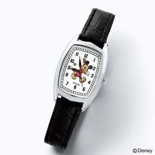 ミッキーマウス - otona MUSE   付録  ヴィンテージ調 ミッキーマウス 腕時計