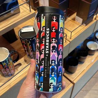 Starbucks Coffee - スタバ 台湾 限定 タンブラー ステンレス アリスオリビア